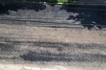 Brăila | Asfaltare direct pe pământ pe strada Hipodrom