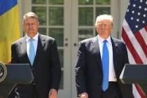 Președintele Klaus Iohannis în vizită oficială la Casa Albă. Discuții despre apărare, vize şi energie