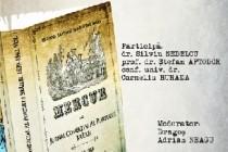 Biblioteca Panait Istrati | Lansarea volumului - Mercur sau Jurnal Comercial al Portului Brăilei, 1839-1840