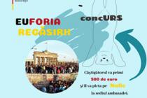 """Ambasada Germaniei organizează un concURS: """"Euforia regăsirii"""" – straie noi pentru ursul berlinez"""