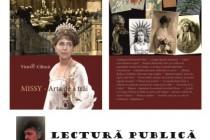 Victor Cilincă vine la Brăila pentru o lectură publică