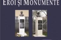 Lansare de carte Eroi și monumente de Elena Ilie
