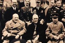 Începutul conferinței de la Yalta, 4 februarie 1945