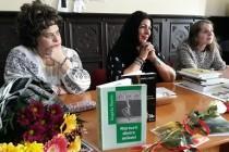 Lectura publica la Braila a scriitoarei Angela Baciu