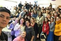 """""""Media Literacy - Informare și bune practici în consumul de mass-media"""", simpozion desfășurat la Liceul Pedagogic D.P.Perpessicius"""