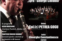 Filarmonica Lyra-George Cavadia Braila va invita Miercuri 23 ianuarie 2019 la Concertul simfonic
