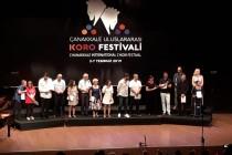 Corul mixt Trison a participat cu succes la Festivalul-Concurs Coral Internaţional de la Ҫanakkale, Turcia