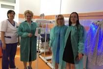 Amanet Romero face apel la firme să ajute un spital după ce ea a sponsorizat cu 34500 lei Spitalul de Obstetrica - Ginecologie Buna Vestire din Galati