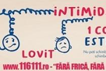 Petiție online lansată de Asociaţia Telefonul Copilului pentru adoptarea de politici publice anti-bullying în școli