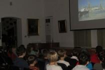 Vizionarea a două filme documentare despre orașul Brăila la Muzeul Brailei