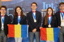 Cinci medalii pentru echipa României la Olimpiada Internaţională de Fizică - 2019