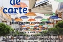 Târg de carte la Brăila 10-14 iunie 2019