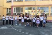 """Recoltă bogată de distincții la concursuri județene și naționale, dar și la olimpiade, pentru elevii Școlii Gimnaziale """"Vasile Alecsandri"""""""