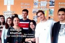 """Elevi de la Liceul Teoretic """"Panait Cerna"""" au participat la proiectul eTwinning """"My Paradise -like Country"""""""