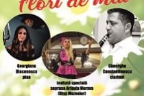 """La Filarmonica """"Lyra-George Cavadia"""" va avea loc recitalul vocal-instrumental """"Flori de mai"""""""