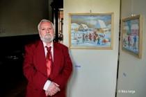 Trei pictori naivi brăileni la a 51-a editie a Expozitiei Nationale de Arta Naiva din Pitești