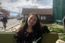 """Sandra, absolventa de 10, de la """"Cerna"""""""