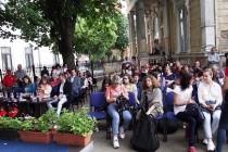 Festivalul - Concurs de muzica folk SEARA DE MAI a adus în fața publicului tineri talentați