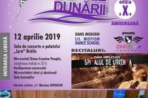 """Până pe 31 martie 2019 se fac înscrieri la Concursul Naţional de Muzică Uşoară pentru Copii """"ARMONIILE DUNĂRII"""" Brăila, ajuns la cea de-a zecea ediţie"""