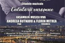 Călătorii europene cu Ansamblul Musica Viva la Lyra