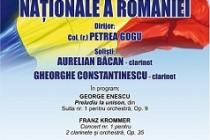 Concert dedicat Zilei Naționale a României la Palatul Lyra