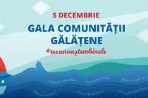 Gala Comunității Gălățene 2019, recunoaște binele