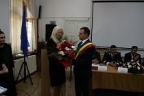 D-na Anișoara (Cușmir) STANCIU a primit titlul de CETĂȚEAN DE ONOARE al Municipiului Braila