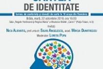 """Nicu Alifantis, Silviu Angelescu și Mircia Dumitrescu lansează """"CARTEA DE IDENTITATE"""" la Brăila, turneu de conferințe și donații de carte"""