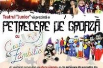 """Teatrul Junior vă invită la spectacolul """"Petrecere de Groază"""""""