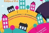 Orașul meu, orașul tău, ediția a VI-a, concurs de desene și eseuri