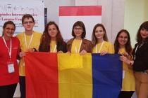 Elevi români premiați la Olimpiada Internațională de Limba franceză