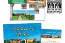 Arhitectură, Palate - Emisiune comună de mărci poștale România-Malta