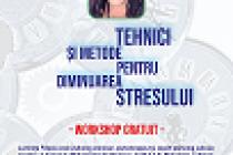 """Biblioteca Județeană """"Panait Istrati"""" Brăila organizează workshop-ul gratuit """"Tehnici și metode pentru diminuarea stresului"""""""