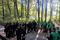 Peste 100.000 de voluntari si 7.000 de silvicultori au participat la cea mai mare actiune de ecologizare a padurilor