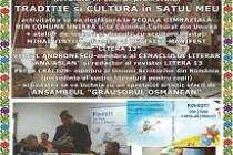"""Unirea - Evenimentul cultural """"Tradiție și cultură în satul meu"""""""
