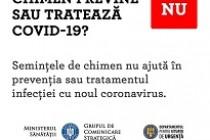 COVID-19 | consumul de chimen nu previne sau trateaza