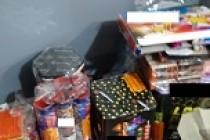 Brăila | 390 de kilograme de materiale pirotehnice confiscate