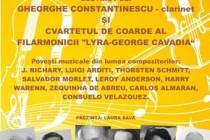 "Concert educativ la Filarmonica ""Lyra-George Cavadia"" Braila"