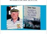 Lansare de carte la Muzeul Brăilei: Marșul nucilor pe mare de Valeriu Valegvi