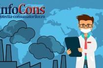 InfoCons: 10 fapte despre poluarea aerului