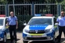 IPJ Brăila | 12 mașini noi au intrat în dotarea Poliției Brăila