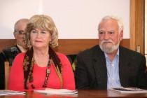 Ruxanda Ciupercă-Ruxy și Dumitru Ștefănescu-STEF prezenți la expoziția națională de artă naivă