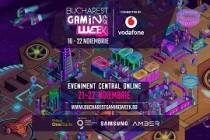 Începe Bucharest Gaming Week