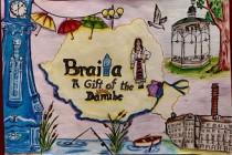 """Colegiul Naţional Pedagogic """"D.P. Perpessicius"""" din Brăila a derulat proiectul eTwinning """"The Fairy Tale Town"""""""