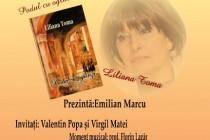 """Lansarea volumului de proză scurtă """"Podul cu oglinzi"""" autor Liliana Toma"""