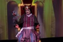 Premieră la Teatrul de Păpuși Brăila