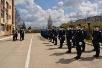 Colonelul VASILE MOȚ a trecut în rezervă. Noul șef al Jandarmeriei Brăile este locotenent colonelul PARASCHIV NICOLAE GABRIEL