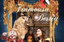 Teatrul de Păpuși Brăila | Premiera Frumoasa și Bestia