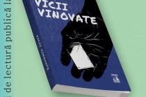 Lansarea romanului Vicii Vinovate de Radu Nastasia