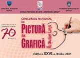 Deschiderea expoziţiei și pemierea câștigătorilor concursului naţional de pictură şi grafică VESPASIAN LUNGU 2021